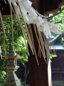 Senzokuike shrine