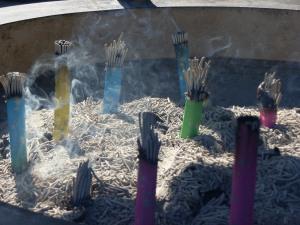 incense smoke