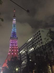 Tokyo Tower May 4th